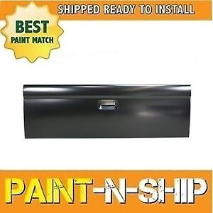 1995 1996 1997 1998 1999 2000 2001 2002 2003 2004 Toyota Tacoma Tailgate Painted