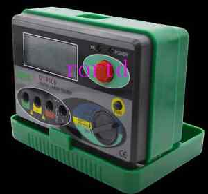 High Quality Dy4100 Digital Earth Ground Resistance Tester Meter Testing Meters