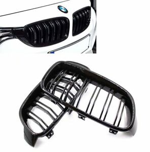 Bmw Gloss Black Front Kidney Grille For F30 f31 328i 335i Sedan wagon 2012 2016