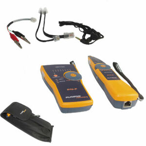 Telephone Line Network Finder Detector Tracker Cable Tester Pn f Wire Tracer