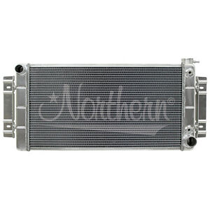 205142 Northern 55 57 Chevy Hotrod Belair Crossflow Conversion Aluminum Radiator