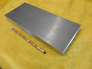 2024 Aluminum Bar Stock Machine Shop Flat Plate Sheet 1 X 5 X 12 Oal