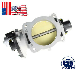 Oem Throttle Body 04 09 Ford Expedition F150 F250 Lincoln Lt Navigator 5 4 5 4l