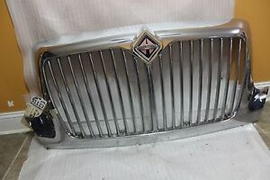 Grille International Hvy Dty 06