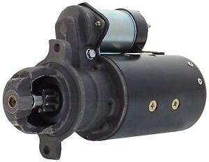 New Starter Teledyne Continental Engine 2 7l Diesel 4cyl Tmd 27 1 Year Warranty