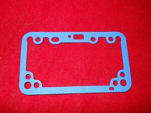 Holley 4180 Series Blue Non Stick Fuel Bowl Gasket