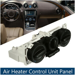 Air Heater Ac Control Unit Panel Switch For Vw Golf Jetta Beetle 1j0820045f Us