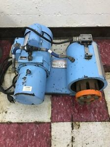 Aeroquip Ft1208 2 4 Model B Hydraulic Hose Crimping Machine
