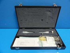 Lumenis Luxar Lxk nsi Novascan Kit Laser Handpiece Set For Lx 20sp 11931
