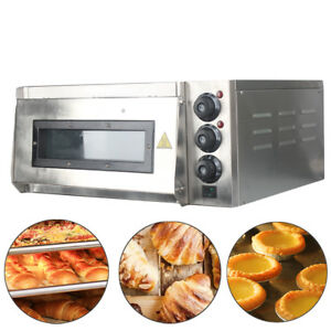 Commercial Countertop 14 Pizza And Baking Oven Cooking Machine Us Stock