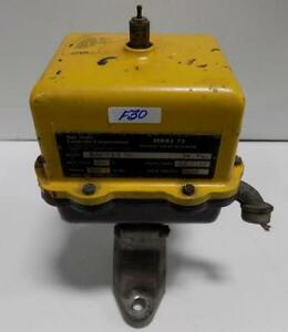 Electric Valve Actuator Bm735w 300 Torque Series 73