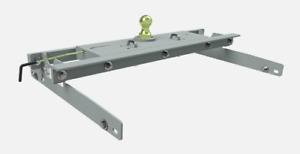 B w Turnoverball Gooseneck Hitch Complete Kit For Dodge Ram