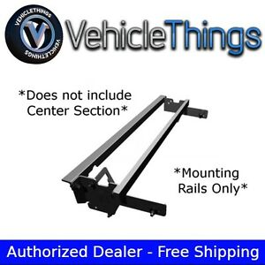 B W Turnoverball Gooseneck Hitch Mounting Rails Only For Chevy Gmc