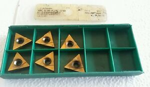 Tool Flo Tnmc 43 Ng W 187 Gp50 New Carbide Inserts 6 Pcs