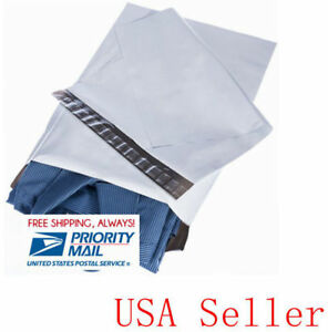 200 19x24 Poly Mailers Envelopes Plastic Shipping Bags 2 35 Mil Priority Ship