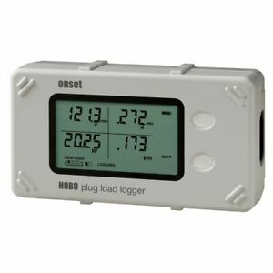 Hobo Ux120 018 Plug Load Data Logger Records Power And Energy Consumption