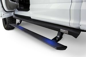 77104 01a Amp Research Powerstep Xl Running Board Ford Super Duty Crew Cab