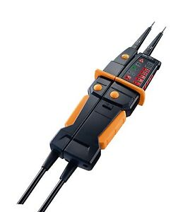 Testo 750 2 Digital Voltage Continuity Phase Sequence Tester With Gfci Test