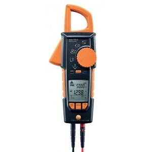 Testo 770 3 Hook clamp Digital Multimeter With Trms Power Bluetooth 600a