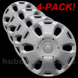 Ford Transit Connect 2010 2013 Hubcaps Premium Replacement 500 15s Set Of 4
