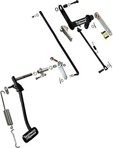 New 1957 Chevy Bel Air Clutch Linkage Clutch Pedal Kit classic oem 3 4 Z bar