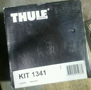 Thule Fit Kit 1341 For Volvo S40