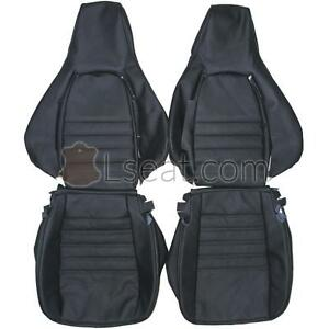 Porsche Leather Seat Covers In Stock