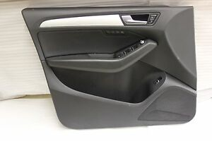 Fr Door Trim Panel Audi Sq5 Left 15