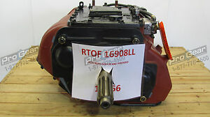 Rtof16908ll Eaton Fuller Transmission 8 Speed Low Low