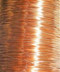 12 Gauge Awg Solid Bare Copper Building Ground Wire Made In Usa 30 Ft