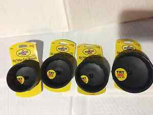 4 Pc Assorted Pennzoil Oil Filter Cap Wrench 65 67mm 74 76mm 93mm 75mm