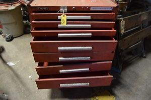 Kennedy 7 Drawer Rolling Tool Cabinet 34 X 29 X 20