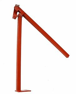 T post Puller Steel Studded Fence Post Remover Lifter Quality Speeco Equivalent