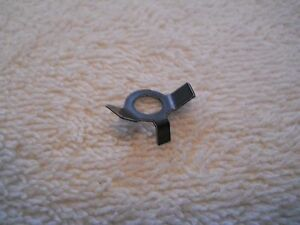 Holley Nozzle Hold Down Lock Plate For 4180 Carbs
