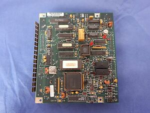 00 874752 05 Image Function Board For Oec 9600 C arm Ge Healthcare Imaging