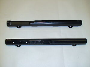 Fore Innovations Black Billet Fuel Rails 99 01 Mustang Cobra Svt N A 4 6 Doh