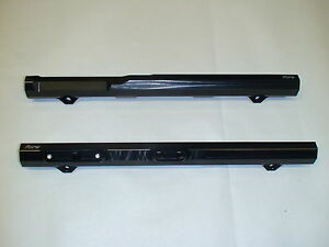 Fore Innovations Black Billet Fuel Rails 99 01 Mustang Cobra Svt N a 4 6 Dohc 4v