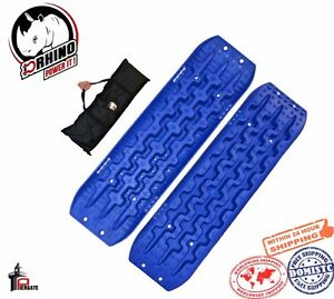 D Rhino Sand Tracks Recovery Traction Off Road Mud Snow Tire Ladder 4wd