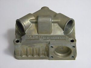 Holley Ford Secondary Replacement Fuel Bowl