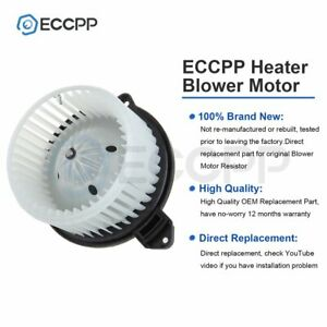 Heater Blower Motor Fan Cage For Dodge Ram 1500 2500 3500 Jeep Grand Cherokee Ac