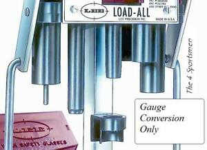 Lee Load All II 12 Gauge Conversion Kit LEE 90070