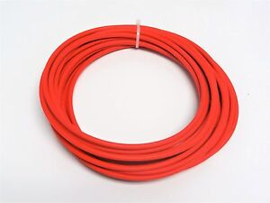 Automotive Wire 10 Awg High Temp Gxl Wire Red 75 Ft On A Spool Made In U s a