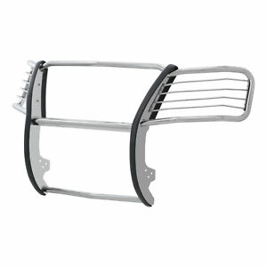 Aries 4067 2 Stainless Grille Brush Guard For 2007 2014 Gmc Yukon Xl 1500