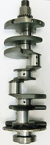 Chevrolet 5 3 Or 5 7 Ls1 V8 Crankshaft With Main Rod Bearings 24 Tooth Reluctor