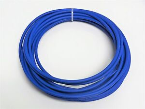 Automotive Wire 10 Awg High Temperature Gxl Wire Blue 25 Ft Made In U s a