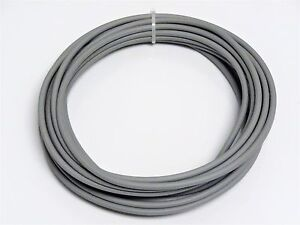 Automotive Wire 10 Awg High Temperature Gxl Wire Grey 50 Ft Made In U s a
