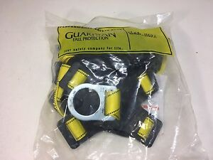 Nos Guardian Fall Protection Safety Harness Model 11162 X lg Nwp