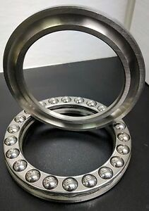 2281 Andrews Thrust Ball Bearing 2 504 X 3 685 X 937