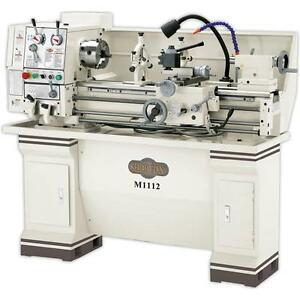Shop Fox M1112 gunsmith Lathe With Stand Free Shipping