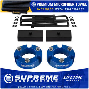 3 Front And 1 Rear Leveling Lift Kit For 2005 2020 Toyota Tacoma 2wd 4wd